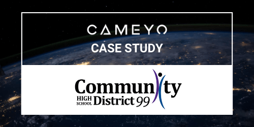 Image for a Cameyo case study on Community District 99