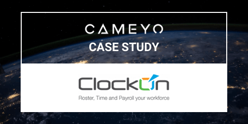 ClockOn Automates Software Trials and Increases Trial User Engagement by 700% with Cameyo