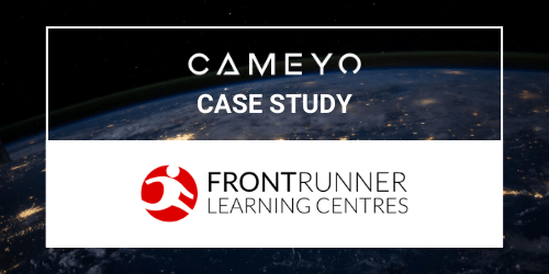 Image for a Cameyo case study about Frontrunner Learning Centres