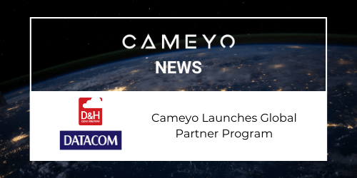 Cameyo Launches Global Partner Program to Help Partners Meet Increased Demand for Remote Work Productivity Solutions