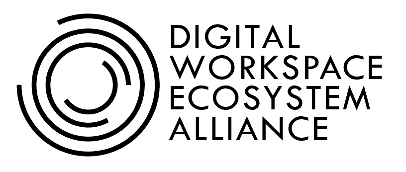 Logo for the Digital Workspace Ecosystem Alliance